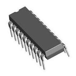 Convertidor D/A 8bit DAC0830LCN