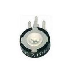 Potenciometro ajustable eje vertical PIHER PT15H 47K (5uds.)