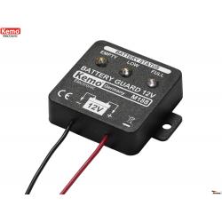 Controlador de baterías 12 V
