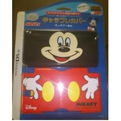 Carcasa Protector Goma Nds lite Mickey