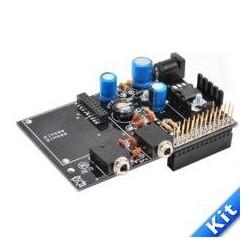 Escudo GSM / GPRS / GPS Raspberry Pi (KIT PARA MONTAR)