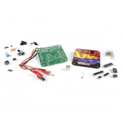 Kit educativo con osciloscopio para pc