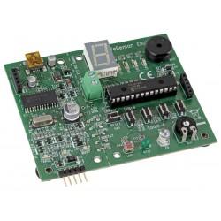 Programador pic usb y placa board de experimentaciÓn
