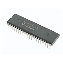 40pin 8-bit cmos flash microcontroller