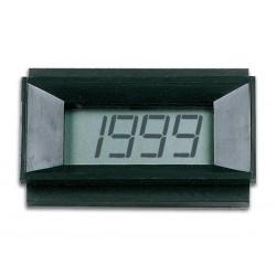 Instrumento de panel digital con cristal lÍquido - 9vdc