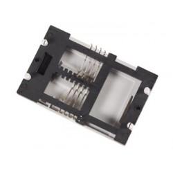 Conector tarjeta inteligente - 8 contactos