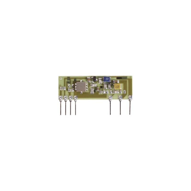 Transmisor rf saw con antena externa