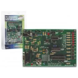 Programador pic® y placa board de experimentaciÓn