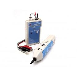 Detector de cables con generador de tonos