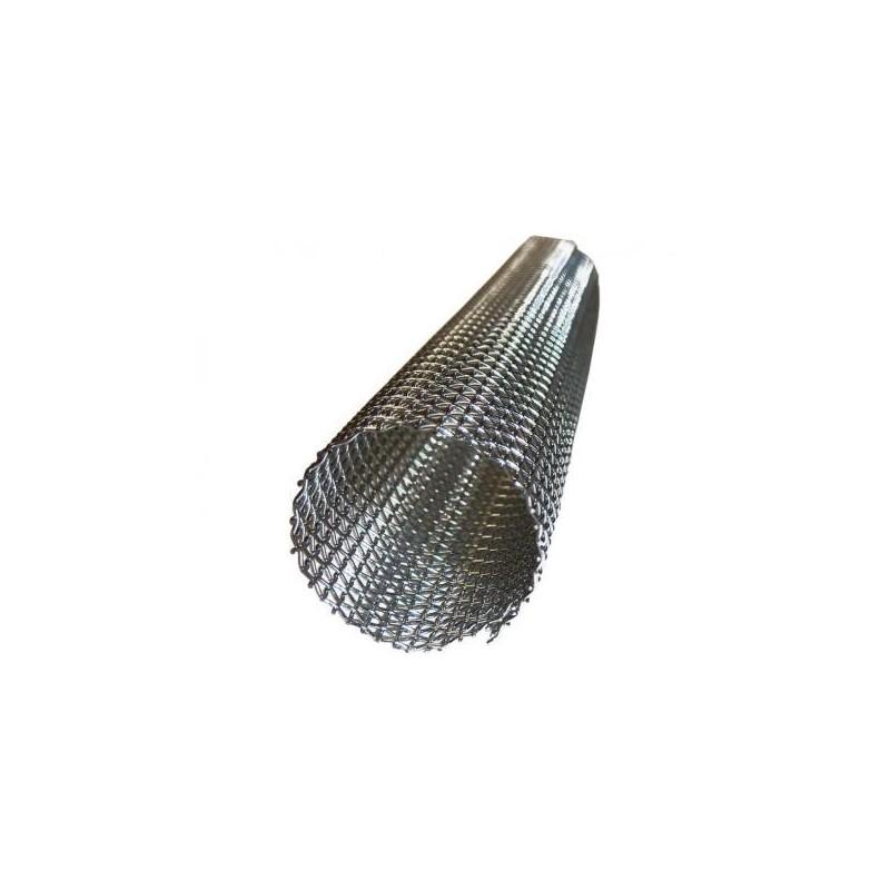 Malla de acero inoxidable para lámparas de Ozono de 145 mm