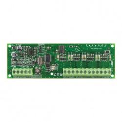 Módulo expansor para alarma cableada de 8 zonas + 1 salida PGM compatible con gama Spectra Plus y Ma