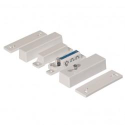 Contacto magnético para alarma cableada de superficie grado 2