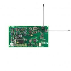 Repetidor vía radio inalámbrico para alarmas Paradox (Frecuencia 868 MHz) con s