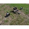GeoSeeker - Detector de agua subterránea, acuíferos, depósitos y cavidades 3D
