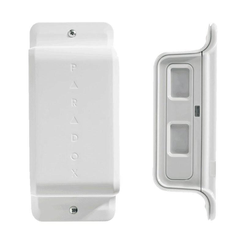 Sensor infrarrojo digital vía radio exterior de visión lateral Paradox