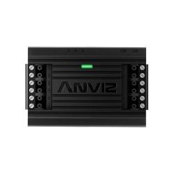 Controladora independiente ANVIZ, entrada lector Wiegand/Anviz - alim. 12V