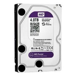 Disco duro de 4 TB. Especial Videovigilancia Western Digital Purple