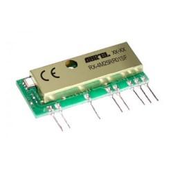 OOK RECEPTOR MÓDULO 434 MHz de bajo consumo