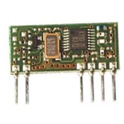 Módulo transmisor RF 433 MHz con modulación FSK