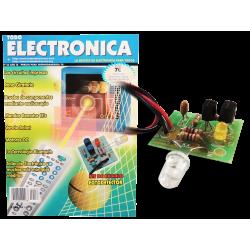 Kit electrónico para montar: Fotodetector + Revista Todoelectronica Nº33