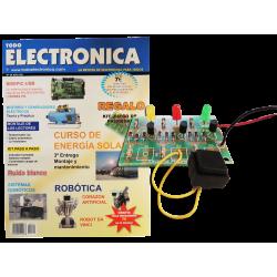 Kit electrónico para montar: Juego de prioridad + Revista Todoelectronica