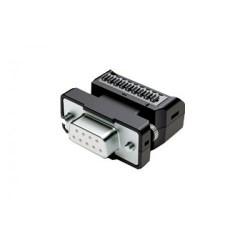 DB9 adaptador / Terminal