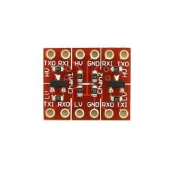 Convertidor Niveles lógicos 3.3V-5V