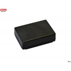 Caja de plástico  72 x 50 x 22 mm
