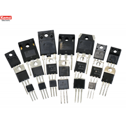 Transistores Power MOSFET e IGBT 20 uds