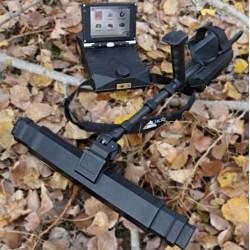 eXp 6000 Profesional – Escáner de suelo en 3D y detector de metales