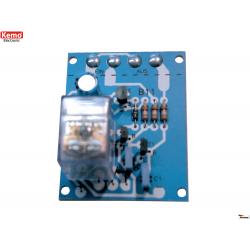 Conmutador con sensor táctil - kit para montar