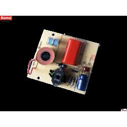 Paralizador 10.000 V - kit para montar