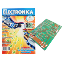 Kit electrónico para montar: Placa para backup de cintas de vídeo + Revista Todoelectronica Nº32