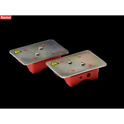 Set de ampliación con 2 placas de alta tensión para M176