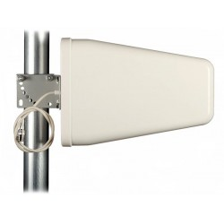 Antena para repetidor de cobertura exterior direccional 800-2500 mhz 9dBi RPSMA