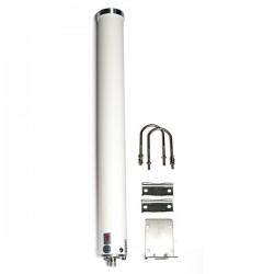 Antena para repetidor de cobertura exterior omnidireccional 700-2170MHz 6dB