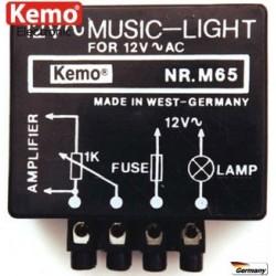 Regulador de lámparas de luz de halógeno de 12 V/AC
