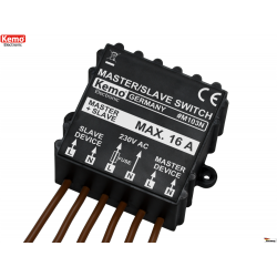Interruptor maestro/esclavo 230 V/AC (400 V/AC)