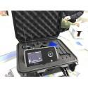 Detector multibanda profesional de micrófono espía, cámara oculta y localizador GPS. Ultrasensible: alcance 50m
