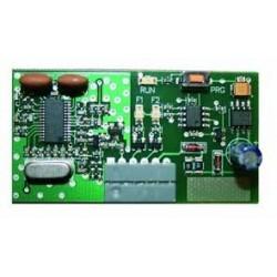 Receptor enchufable universal 433Mhz 6 pines código fijo 433Mhz