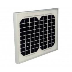 Panel solar de 5W a 12V monocristalino (220x260x18mm) de TECHNO SUN