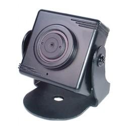Mini cámara CCTV de integración cableada con audio 380 líneas y 0.5Lux