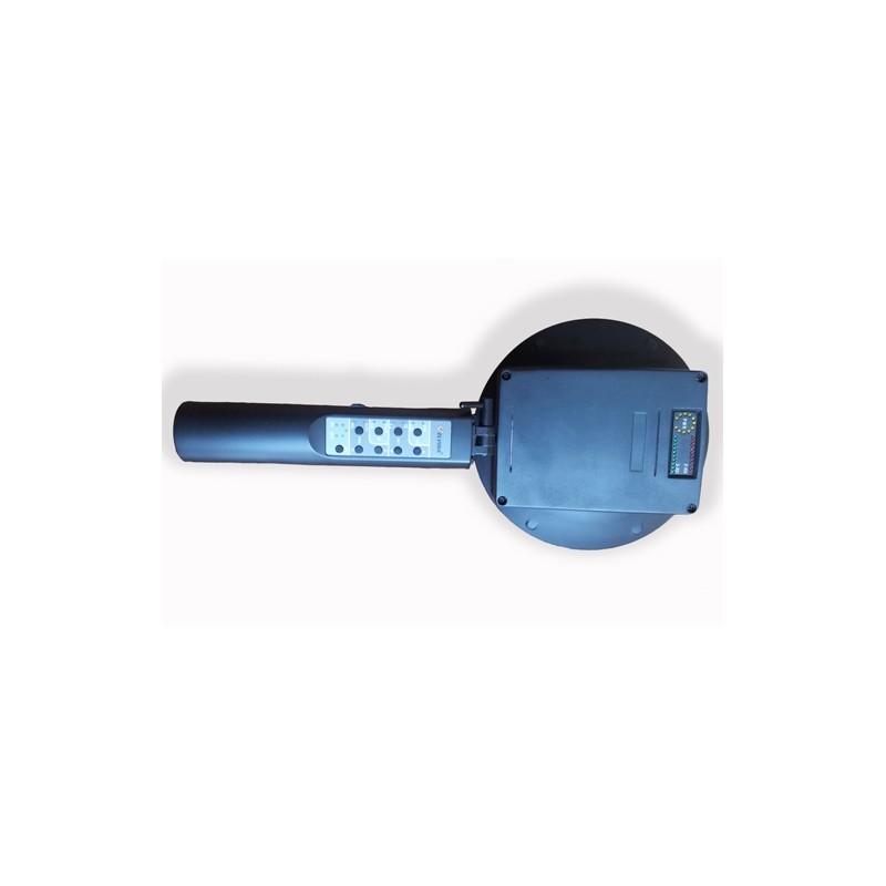 Detector no lineal profesional mini con frecuencia de sondeo de 3600 MHz con puntero láser