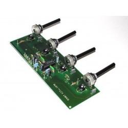 Preamplificador Hi-Fi preparado para mando a distancia