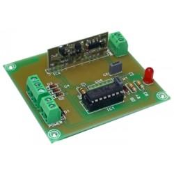 Emisor RF G3 2 canales hasta 300m, especial pozos, alarmas