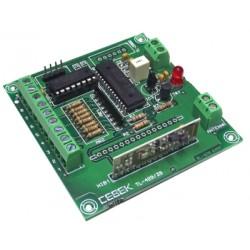 Emisor RF G3 8 canales hasta 100 metros sin caja