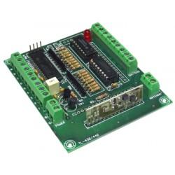 Emisor RF G3 16 canales hasta 300 metros sin caja
