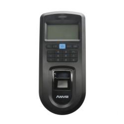 Control de acceso y presencia por huella, tarjeta MIFARE y teclado PIN
