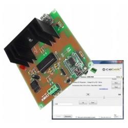 Regulador de velocidad USB de motores CC