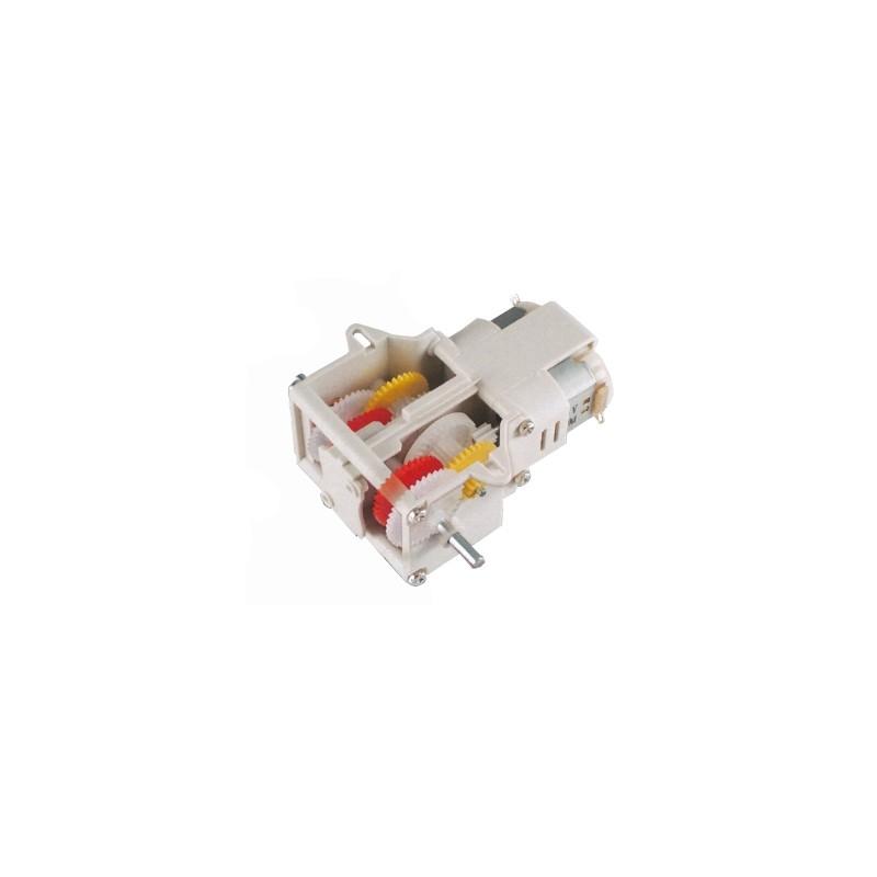 Doble motor reductor en kit con 3 reducciones